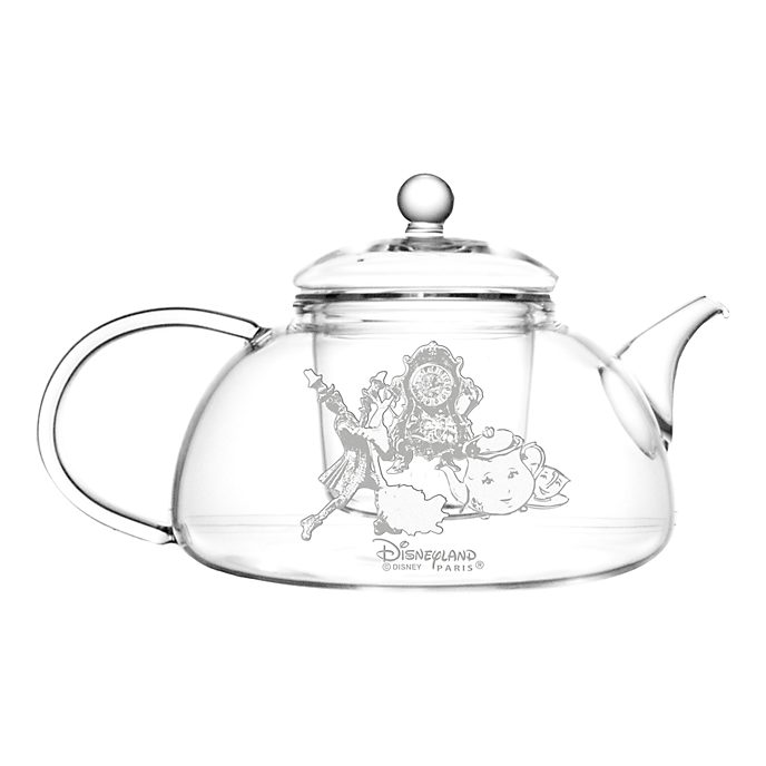 Arribas Beauty and the Beast Teapot