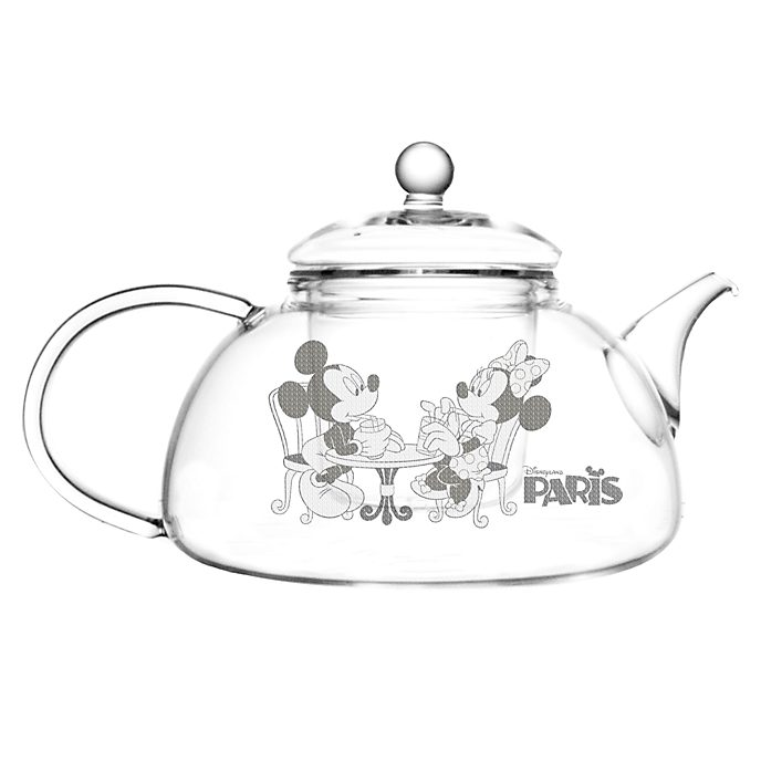 Arribas Mickey and Minnie Mouse Teapot