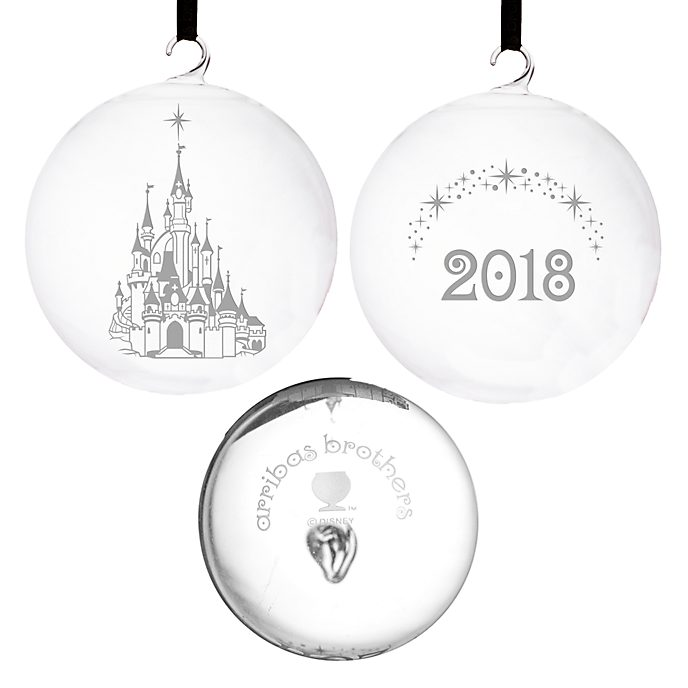 Arribas 2018 Hanging Ornament