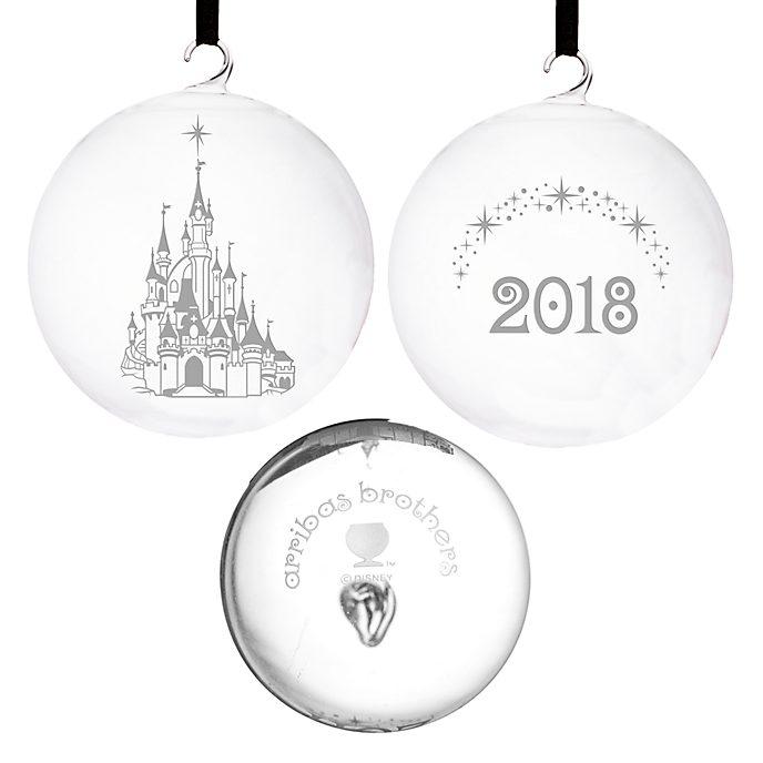Arribas 2018 Hanging Ornament