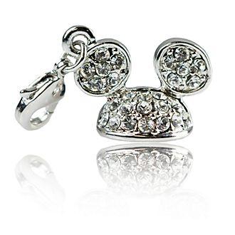 Arribas Mickey Mouse Ears Charm
