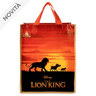 Borsa riutilizzabile media Il Re Leone Disney Store