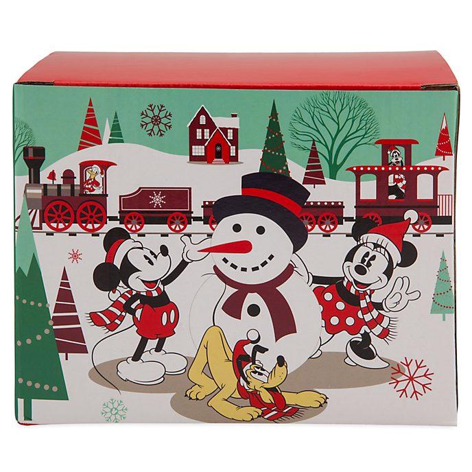 Caja para tazas Mickey y sus amigos, Holiday Cheer, Disney Store