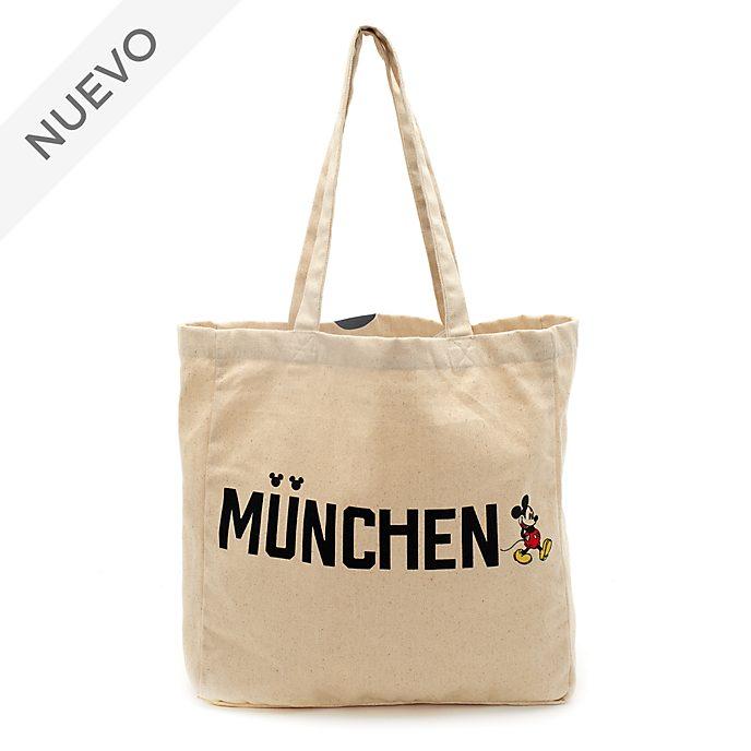 Bolsa compra reutilizable München Mickey Mouse, Disney Store