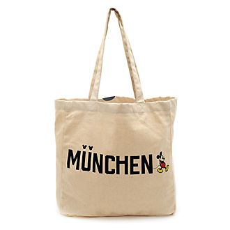 Disney Store Mickey Mouse München Reusable Shopper