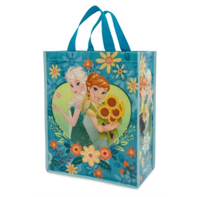 Sac de shopping La Reine des Neiges