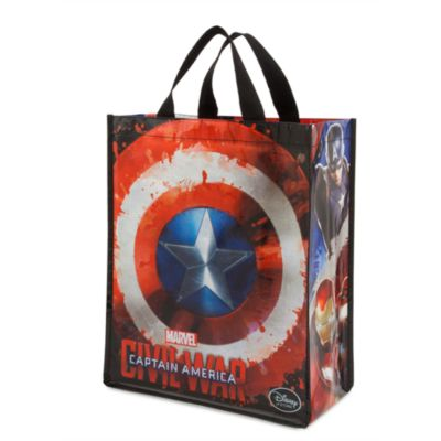 Captain America: Civil War Shopper Bag