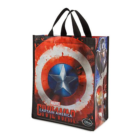 Bolsa compra Capitán América: Civil War