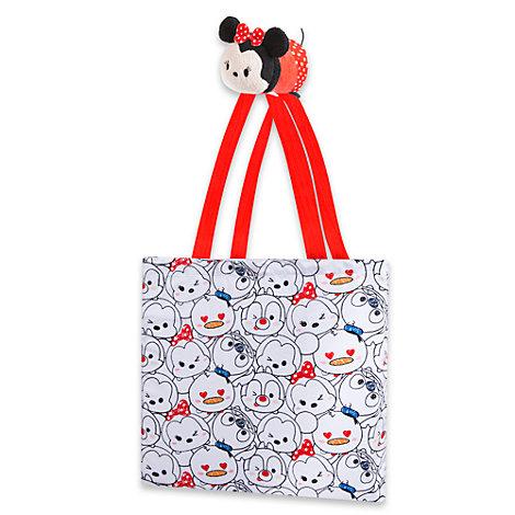 Mimmi Pigg Tsum Tsum hopvikbar shoppingväska