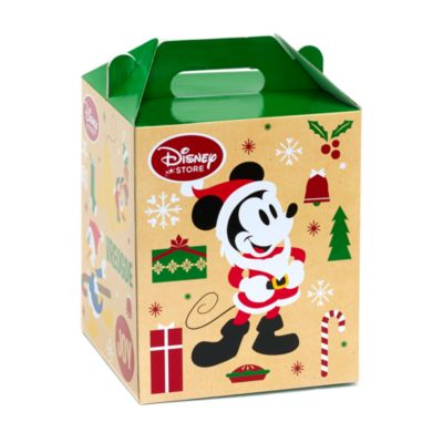 Mickey Mouse and Friends Christmas Barn Box, Small