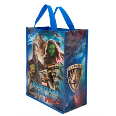 Guardians Of The Galaxy Vol. 2 Reusable Shopper Bag