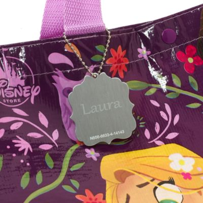 Tangled Reusable Shopper Bag