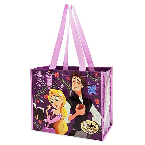 Tangled Reusable Shopper Bag
