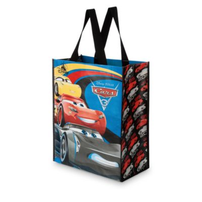 Sac De Shopping Reutilisable Disney Pixar Cars 3