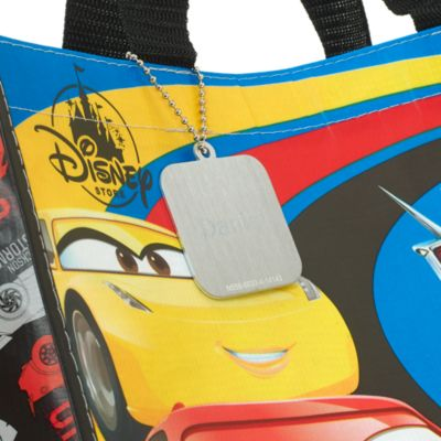Disney Pixar Cars 3 – Wiederverwendbare Einkaufstasche