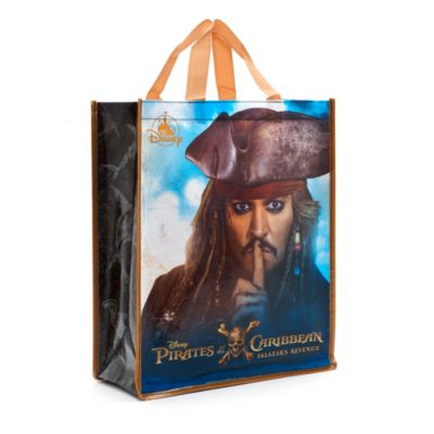 Pirates of the Caribbean: Salazar's Revenge genanvendelig shoppingtaske