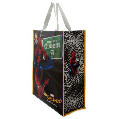 Spiderman stor genanvendelig shoppingtaske