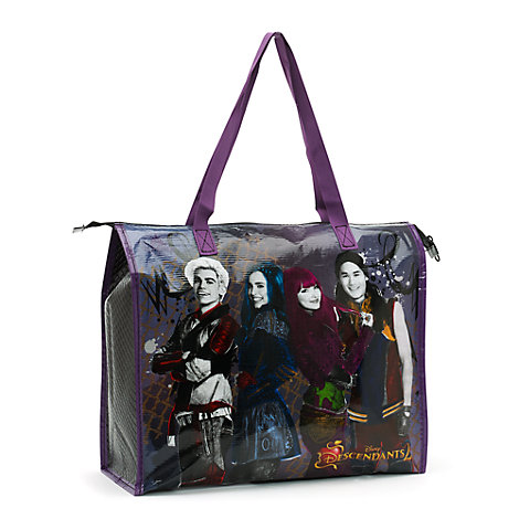 Disney Descendants 2 Reusable Shopper Bag