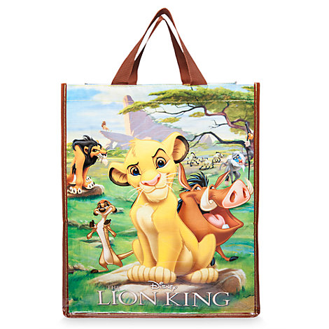 The Lion King Reusable Shopper Bag
