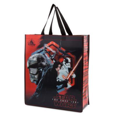 Star Wars: The Last Jedi genanvendelig shoppingtaske