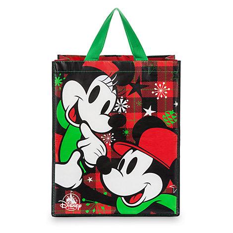 Mickey and Minnie Reusable Shopper Bag, Standard