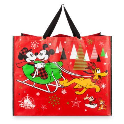 Bolsa reutilizable muy grande Mickey y sus amigos