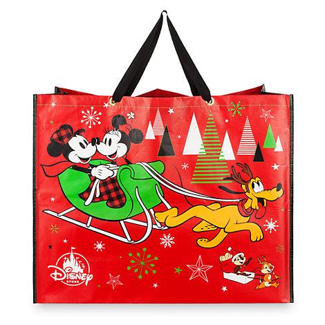 Micky Maus & Freunde - Mehrweg-Einkaufstasche, extra groß