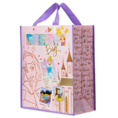 Sac de shopping réutilisable Disney Princesses