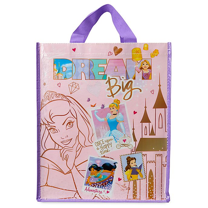 Disney Princess Reusable Shopper Bag, Standard