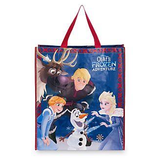 Olaf's Frozen Adventure Reusable Shopper Bag, Large