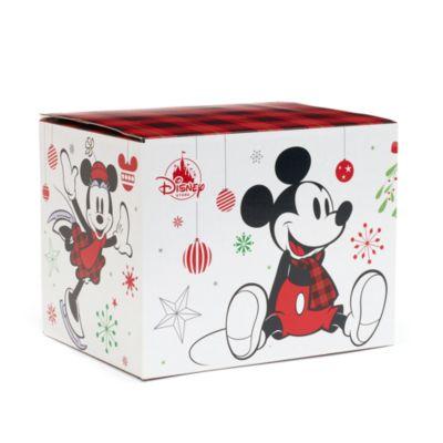 Share the Magic Mickey and Minnie Festive Mug Box