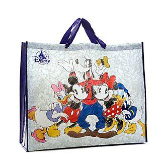 Disney Store Borsa riutilizzabile extralarge Topolino e i suoi amici