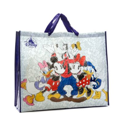 Mickey and Friends Reusable Shopper Bag, Extra Large