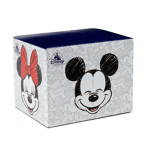 Micky und Minnie Maus - Becher-Box