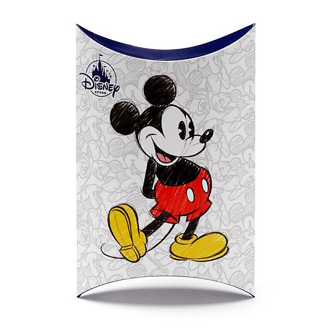 Caja de regalo almohada mediana, Mickey y Minnie Mouse, Disney Store