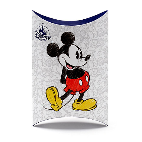 Mickey and Minnie Mouse Pillow Gift Box, Medium