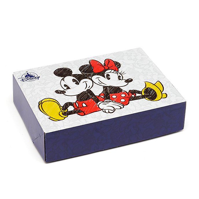 Disney Store Mickey And Minnie Mouse Gift Box, Small