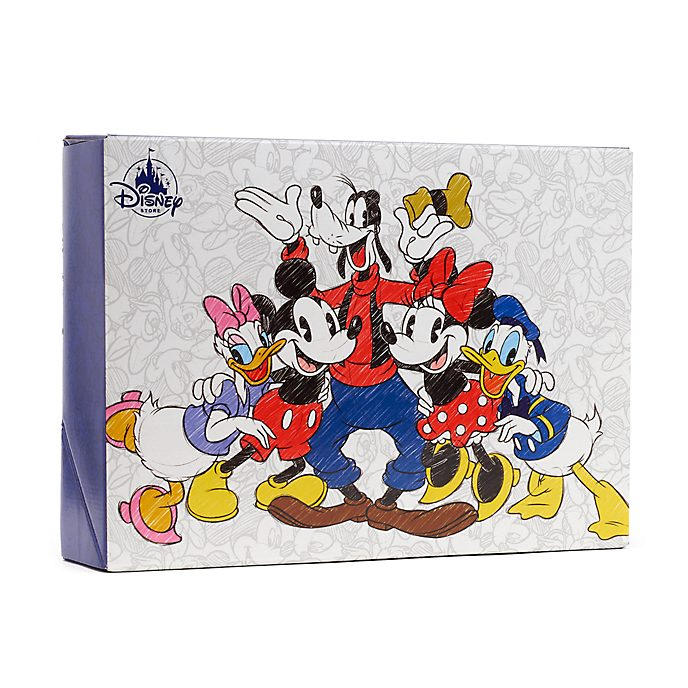 Caja de regalo grande Mickey y sus amigos, Disney Store