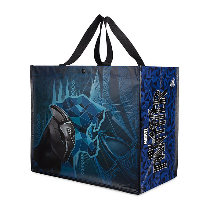 Black Panther Reusable Shopper Bag, Medium