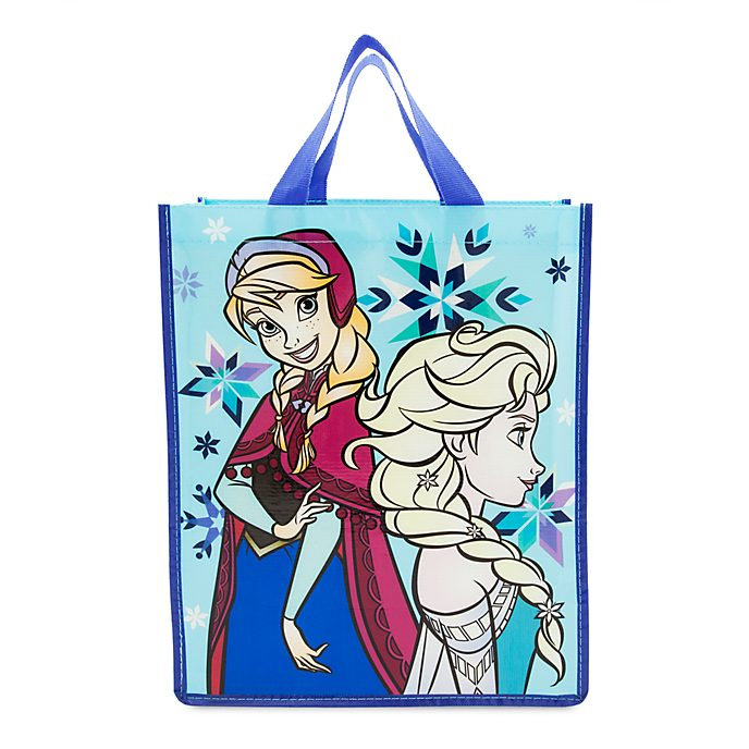 Disney Store Frozen Reusable Shopper Bag, Standard