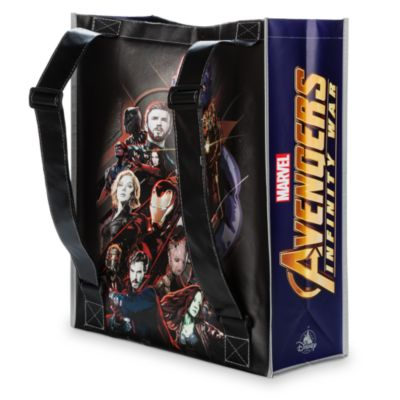 Bolsa de la compra reutilizable Los Vengadores. Infinity War, Grande