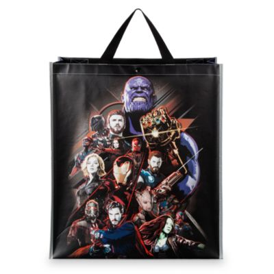 Avengers: Infinity War - Wiederverwendbare Einkaufstasche, groß