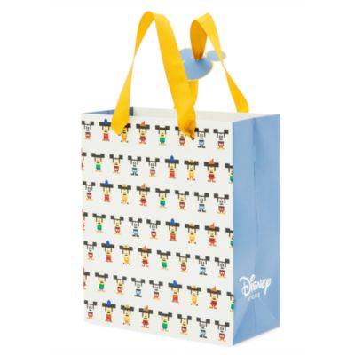 Mickey Mouse Gift Bag, Small