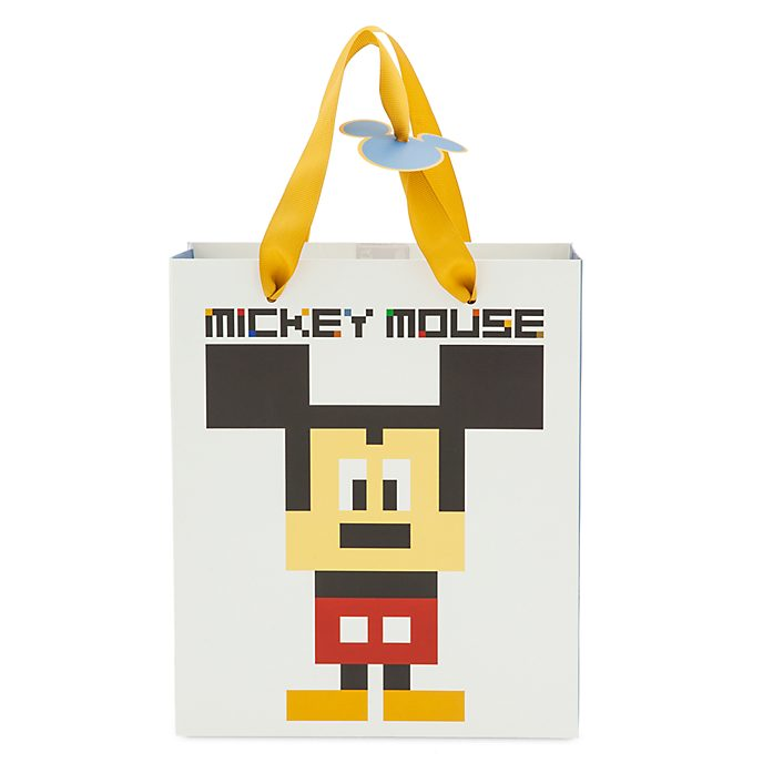 Disney Store Mickey Mouse Gift Bag, Small