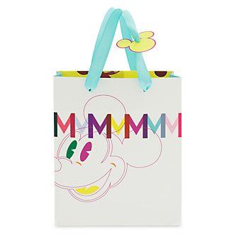 Atrevida bolsa para regalo pequeña Mickey Mouse, Disney Store