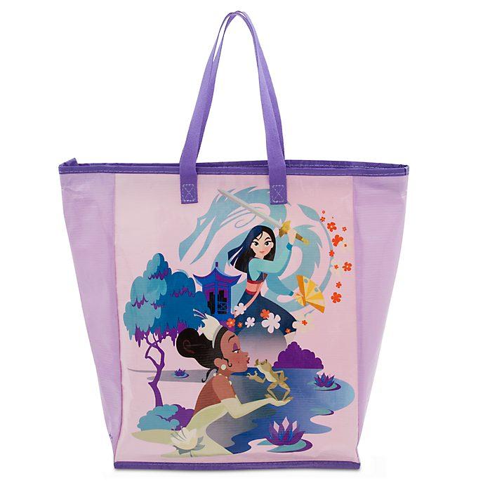Disney Store - Disney Prinzessin - Wiederverwendbare Einkaufstasche, mittelgroß