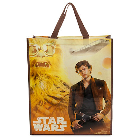 Grand sac de shopping réutilisable Solo: A Star Wars Story