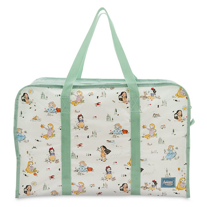 Sac de shopping réutilisable, collection Disney Animators, Disney Store