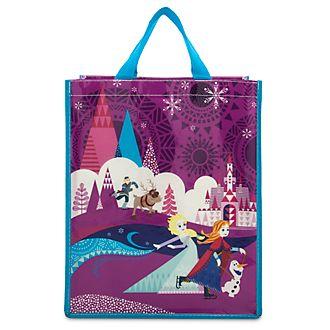 Disney Store Sac de shopping La Reine des Neiges réutilisable, taille moyenne