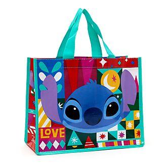 Disney Store - Share the Magic - Stitch - Mehrweg-Einkaufstasche klein